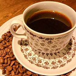 カフェメニューのコーヒーイメージ