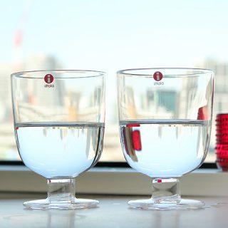 イッタラペアグラスのイメージ